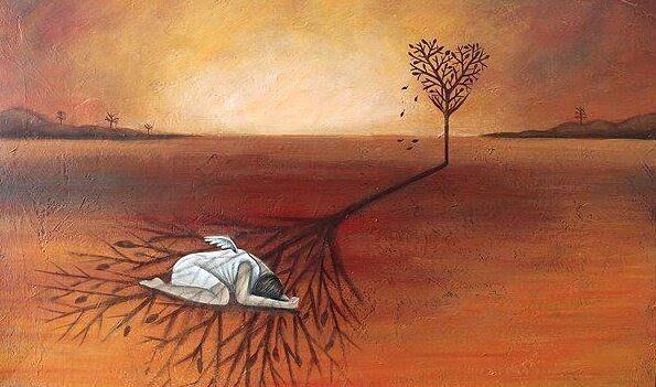 Aquellos que buscan ser amados por encima de todas las cosas son también los que siempre se conformarán con menos de lo que merecen...
