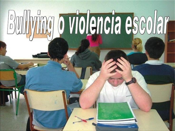 presentacin-powerpoint-bullying by ashok kumar via Slideshare  LUCHEMOS POR CAMBIAR DE ACTITUDES :)