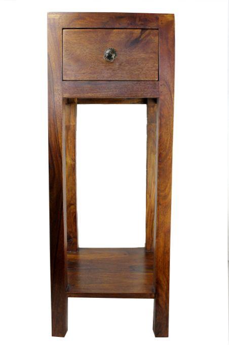 Furniture : Shesham Pedestal
