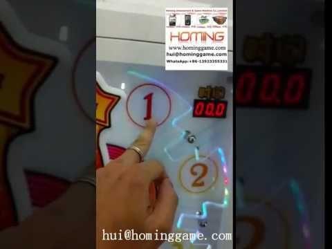 2017 mejor máquina de juego estrella de la suerte (hui@hominggame.com) 2017 mejor máquina de juego estrella de la suerte (hui@hominggame.com)  Nombre de marca: homing juego Correo electrónico: hui@hominggame.com WhatsApp:  86-13923355331 http://ift.tt/1rDohG6 Venta de juego de la maquina expendedora 2017 mejor premio Premio clave juego maquina arcade juego de la maquina Maquina de juegos que funcionan con monedas juego de arcade Machine Lucky Star juego maquina Lucky Star Premio juego…