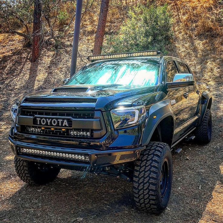 Toyota Tacoma Limited: 17 Best Ideas About Tundra Trd Pro On Pinterest