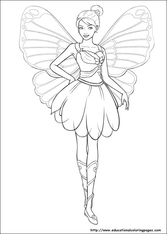 40 best Coloring for Adi images on Pinterest Coloring pages, Adult - copy coloring pages barbie ballerina
