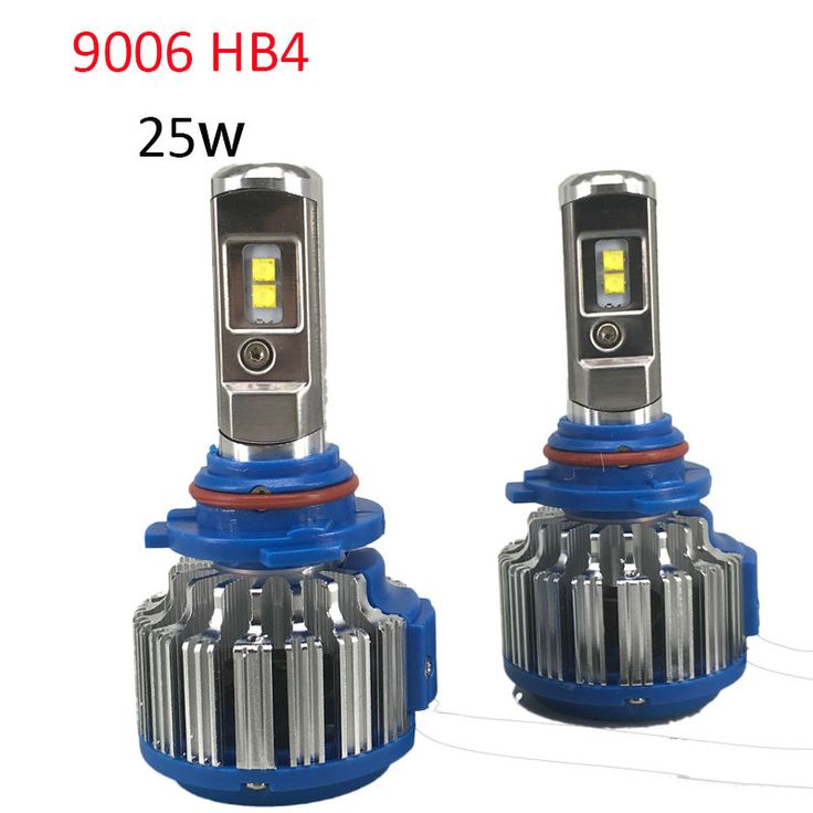 9006 HB4 LED Car Headlight Bulb with Cree 50W 5000LM High Power LED Headlight 6000K Led Lamp 12V Kit for High Light and Low Beam