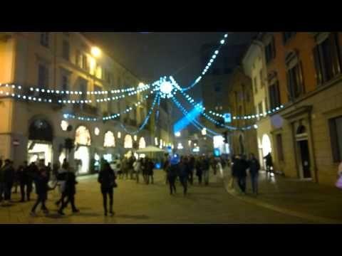 Luci delle Feste 2014 a Piacenza