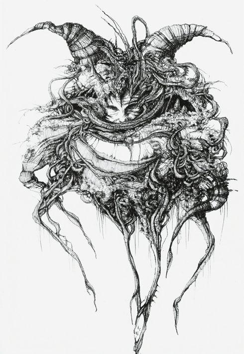 Spider, ilustration