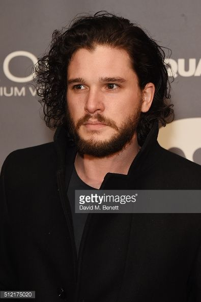 Kit Harington attends the Warner Music Group & Ciroc Vodka Brit... News Photo | Getty Images