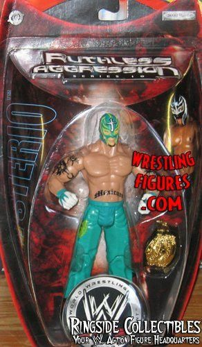 WWE REY MYSTERIO RUTHLESS AGGRESSION SERIES 10