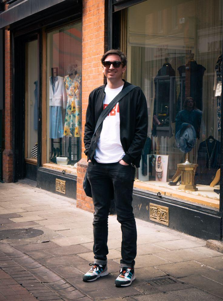 Ronan in Dublin