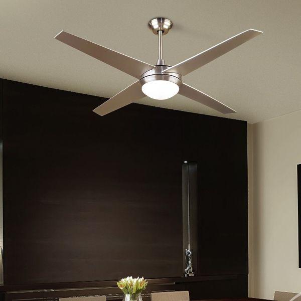 Hawai ventilatore - Leds C4 Illuminazione - Soffitto - Progetti in Luce