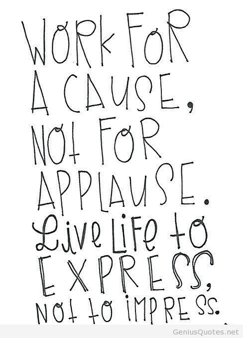 Cause work quote tumblr
