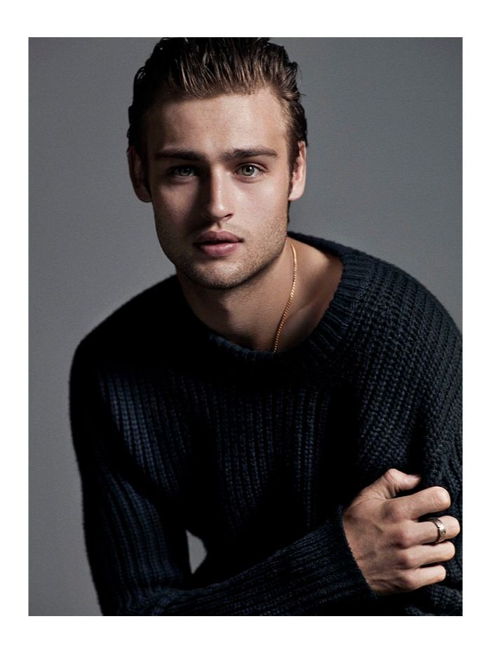 Douglas Booth is Flaunts Latest Cover Star