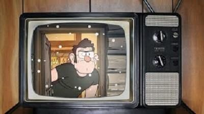 """Gravity Falls Special 26 """"Relationship Shipping (Old Man McGucket's Conspiracy Corner)"""""""