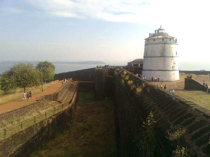 Wow..Goa Fort :)