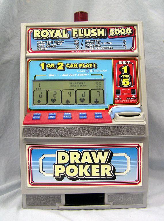 casino draw poker slots