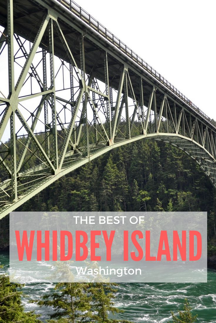 Planning a trip to Whidbey Island? It's just a short drive from Seattle and has something for everyone to enjoy! Check out all our tips to make sure you get the best of your time there. Whether you want to hike, picnic, go wine tasting, or eat delicious food we give you options for all the best!