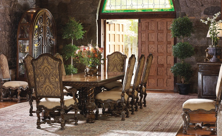 20 Best Delec Table Dining Rooms Images On Pinterest