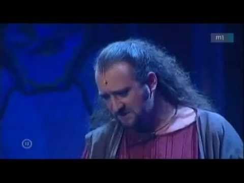 Kálmán György - A kép már kitisztult (Jézus Krisztus Szupersztár) - YouTube