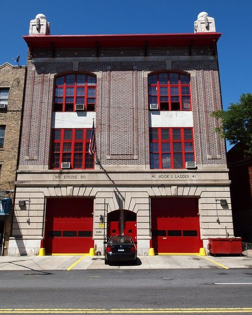 FDNY Firehouse Engine No. 90 - Ladder 41 | Shared by LION-Tap The link Now For More Information on Unlimited Roadside Assistance for Less Than $1 Per Day! Get Over $150,000 in benefits!