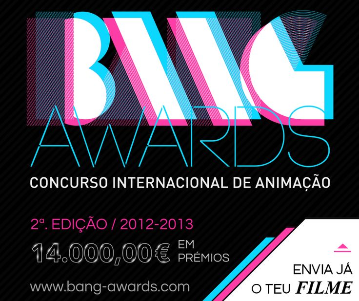 Desafio Criativo: Participe do BANG Awards: Concurso Internacional de Cinema de Animação
