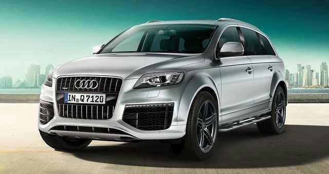 Audi Q7 2017 Images