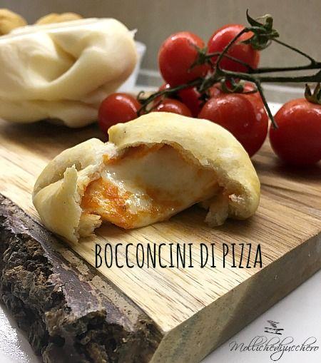 Bocconcini di pizza - ricetta facile