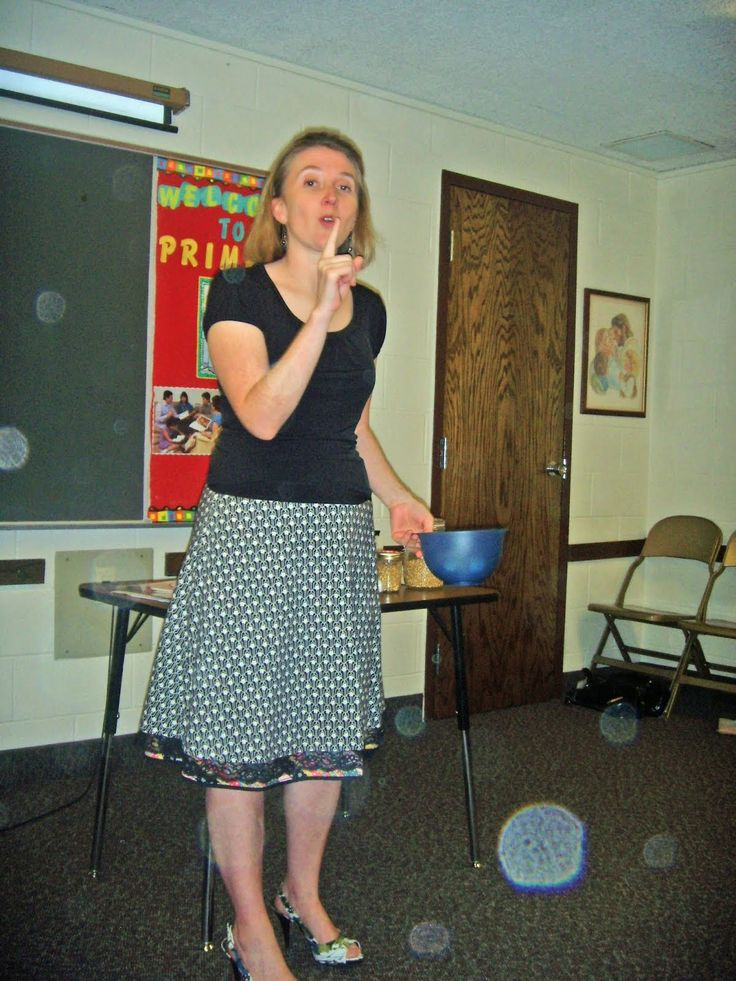 Conducting a Song Training