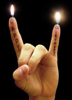 Imágenes rockeras de feliz cumpleañosImágenes rockeras de feliz cumpleaños