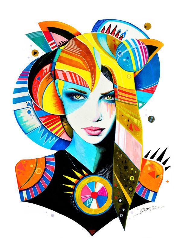 Native Girl -on sale- by PixieCold.deviantart.com on @deviantART