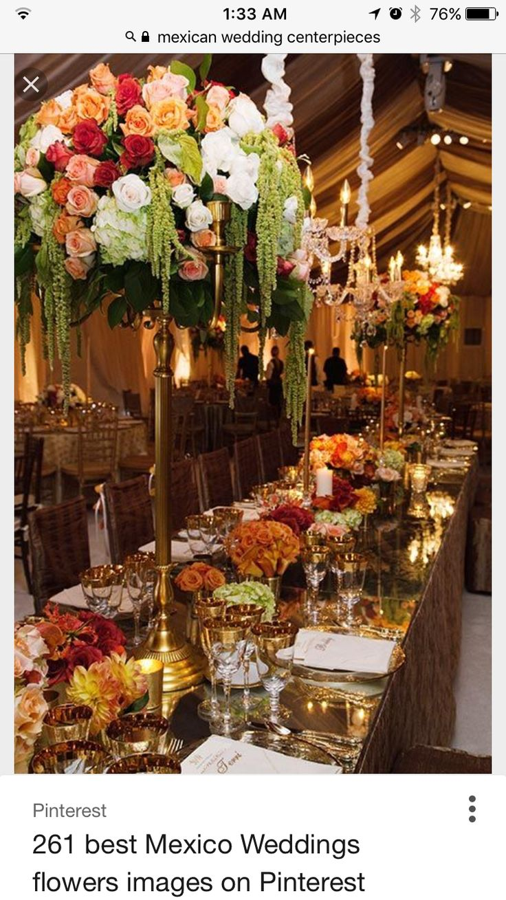 Images of wedding decor  best Wedding decor and colors images on Pinterest  Flower
