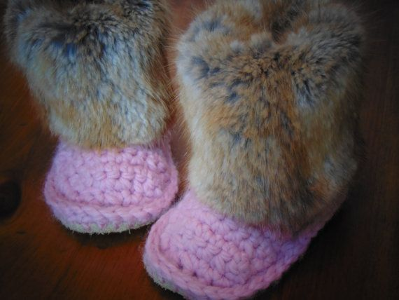 Toddler Viking Slipper blush Muskrat size 6T