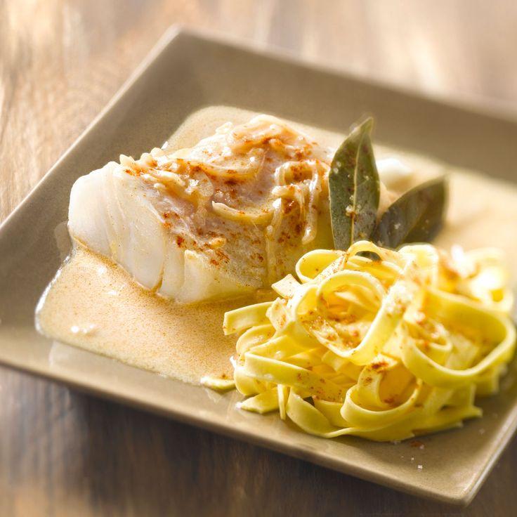 Découvrez la recette Cabillaud en sauce sur cuisineactuelle.fr.