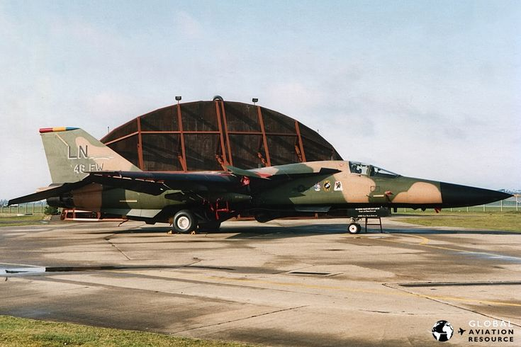 Raf Lakenheath - F111-F