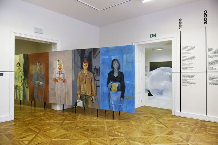 Magazine :: Interesting facts :: Výstava laureátov Ceny Jindřicha Chalupeckého v Brne