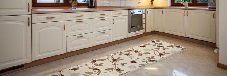 Tappeti Made in Itay - Tappeti da Cucina - Disegno Coccinella - Shop Online su tappetimadeinitaly.com
