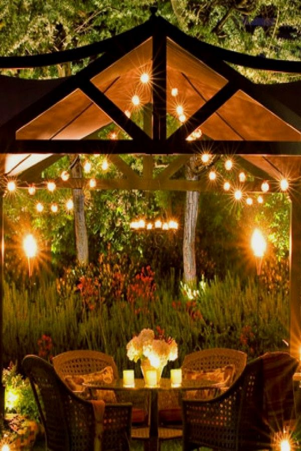 10 Creative Diy Patio Lighting Projects To Build To Add Beauty To