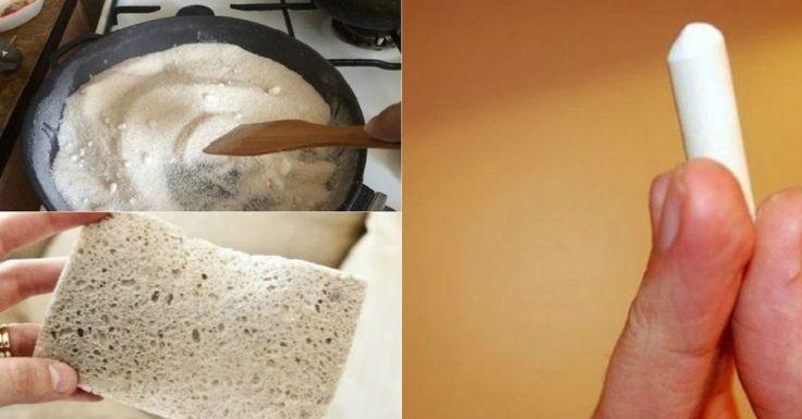 10 способов применить мел в быту