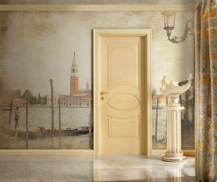 Классические и современные двери «Barausse» теперь и в салоне Телепорт