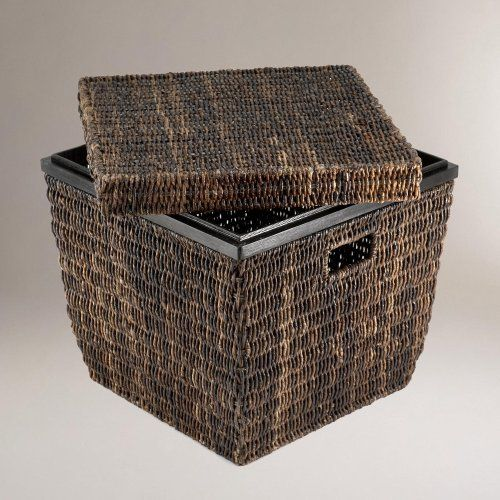 Madras Storage Baskets: 14 Best Images About Abaca On Pinterest