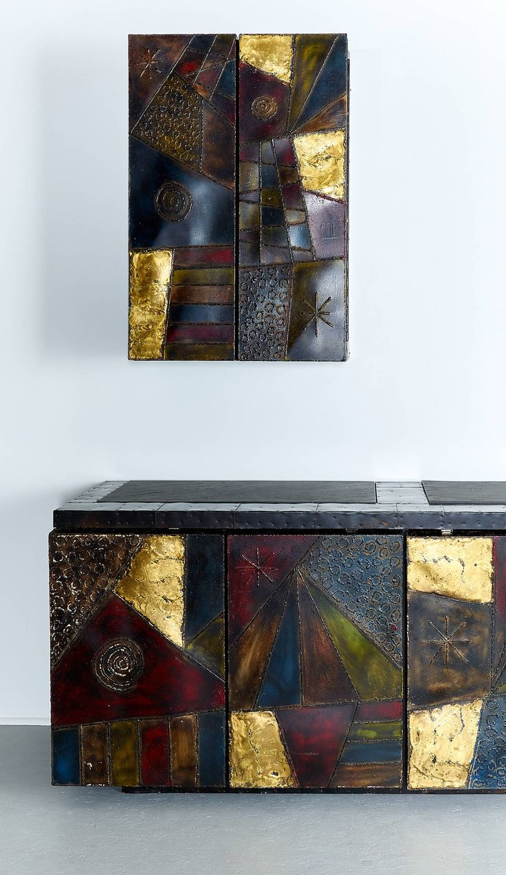 artsy sideboard | modern sideboard |www.bocadolobo.com #modernsideboard #sideboardideas