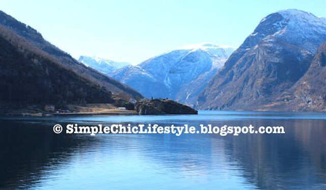 Simple Chic Lifestyle: Get Some Rest in Norway