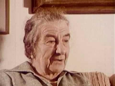 Israel Archive: Video of Golda Meir