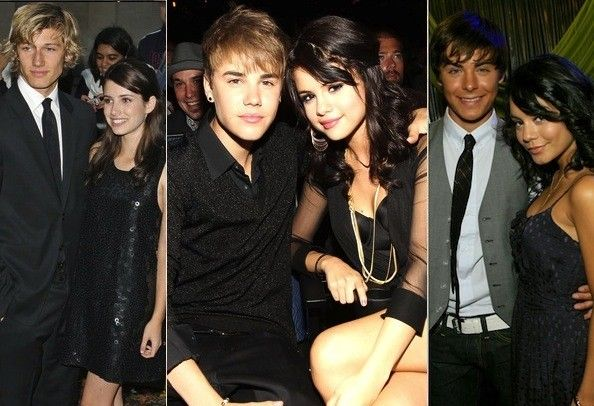 Hot Teen Star Couples Past and Present-slideshow