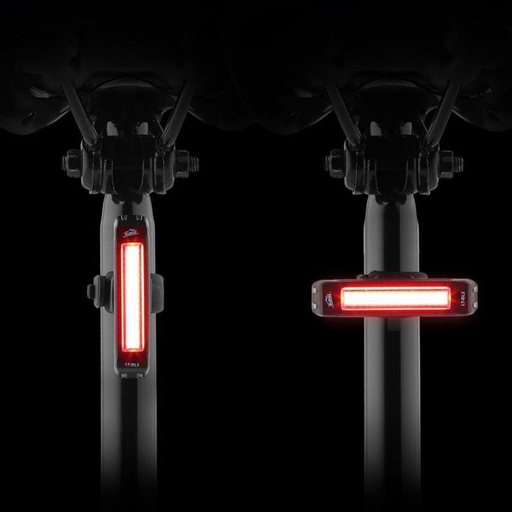 599 invece di 899 Sconto 33% Codice JABZRWVA fino al 18 Marzo http://amzn.to/2nHUZMV HiHill Luce LED Posteriore da Bici Ricaricabile