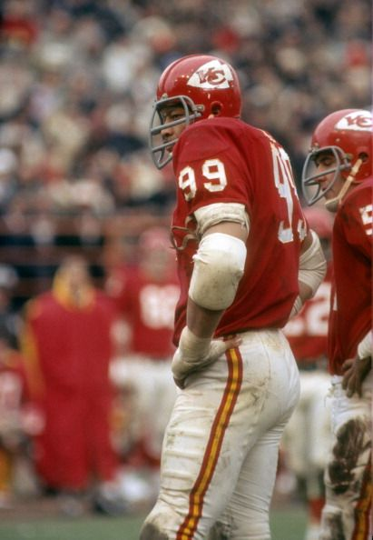Ernie Ladd  Kansas City Chiefs 6'9/365lbs aka 'The Big Cat'