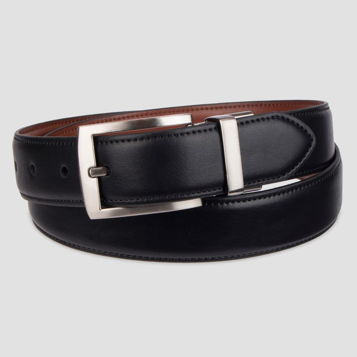 Men's Stretch Belt - Goodfellow & Co Black XL