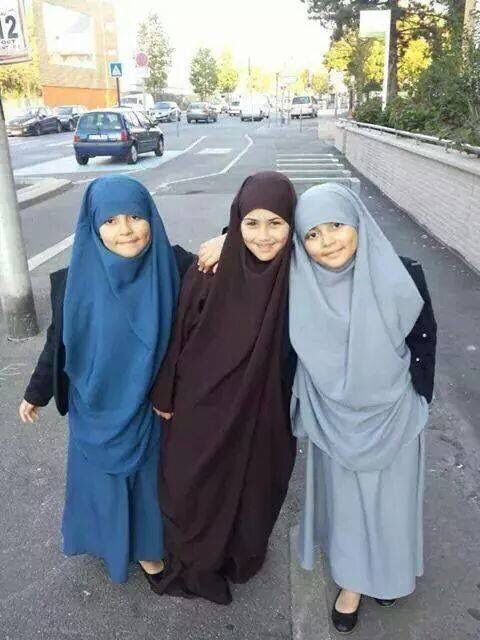 Jilbab- the next generation