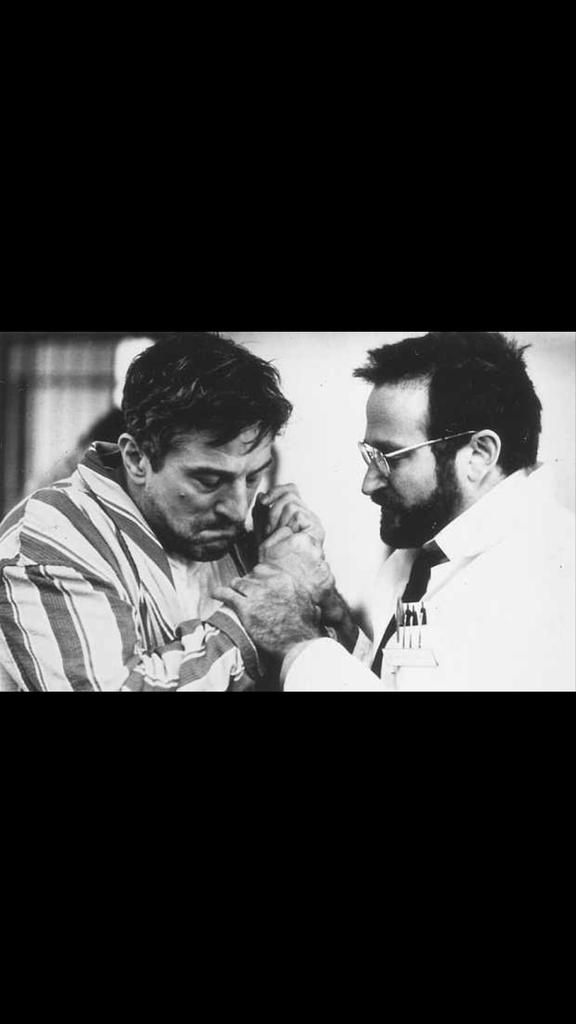 awakenings movie robin williams essay Why is awakenings rated pg-13 the pg-13 rating is latest news about awakenings, starring robert de niro, robin williams, julie kavner, ruth nelson and directed by penny marshall .