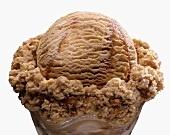 Dessert: ...nut ice cream