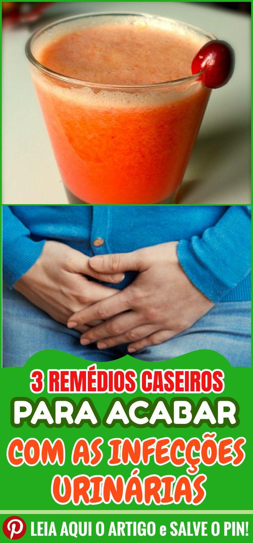 3 Remedios Caseiros Para Infeccoes Urinarias Vimos Estas Dicas