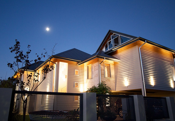 sustainable beach house exterior